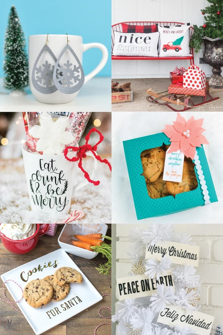 efd422cc3277d Easy Cricut Christmas Gift Ideas - Hey, Let's Make Stuff