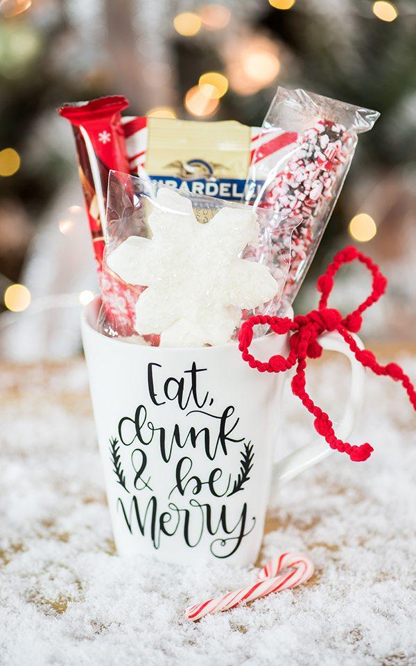 Hot Cocoa Mug Christmas Gift - A Pumpkin and a Princess