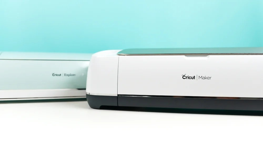 Looking to buy a Cricut, but stuck between choosing the Cricut Maker vs the Explore Air 2? Here's everything you need to know to help you make an informed decision about your purchase!