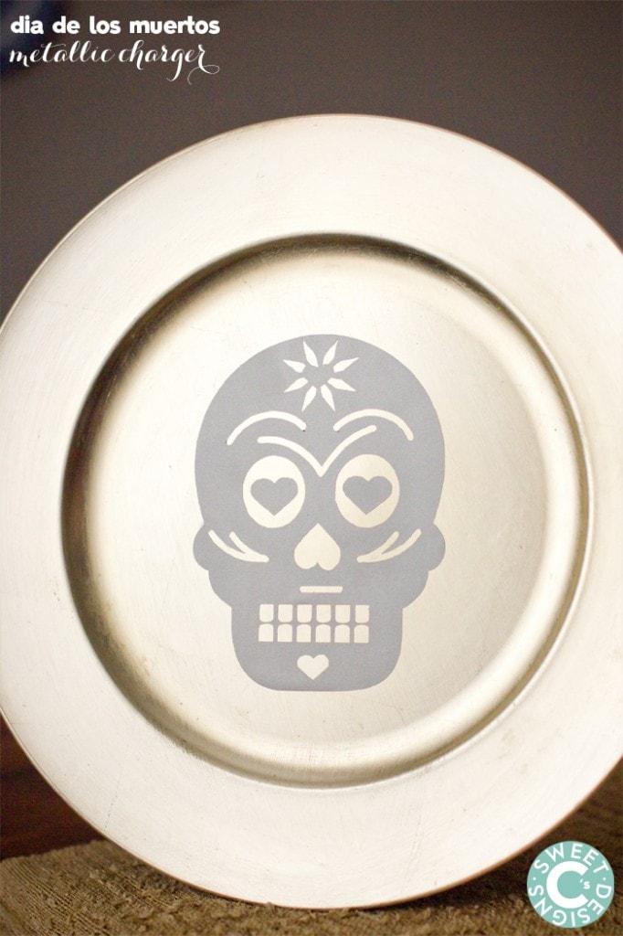 Dia De Los Muertos Tableware