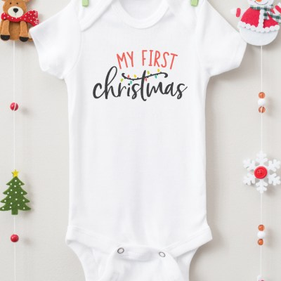 Baby's First Holiday SVG Bundle