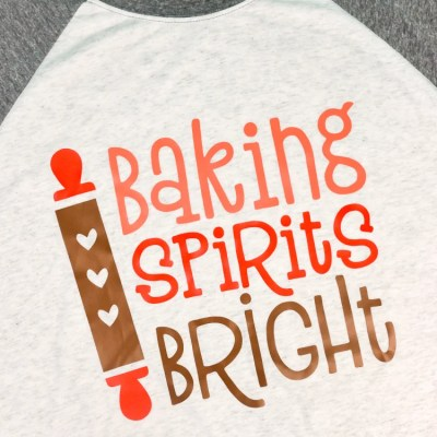 Christmas Baking SVG Bundle