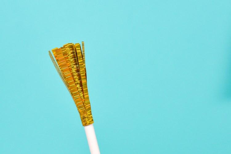 Stir Stick Tassel