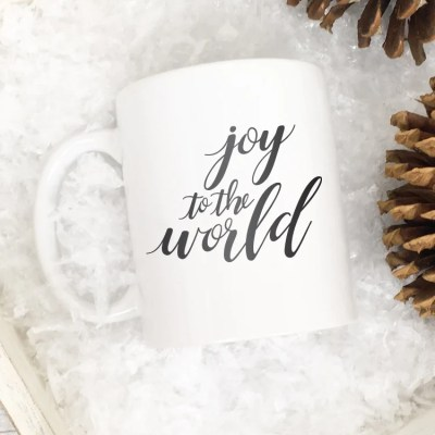 Joy to the World SVG