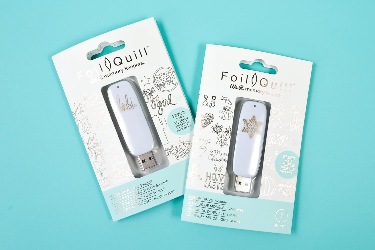 Foil Quill by We R Memory Keepers - Design Drives