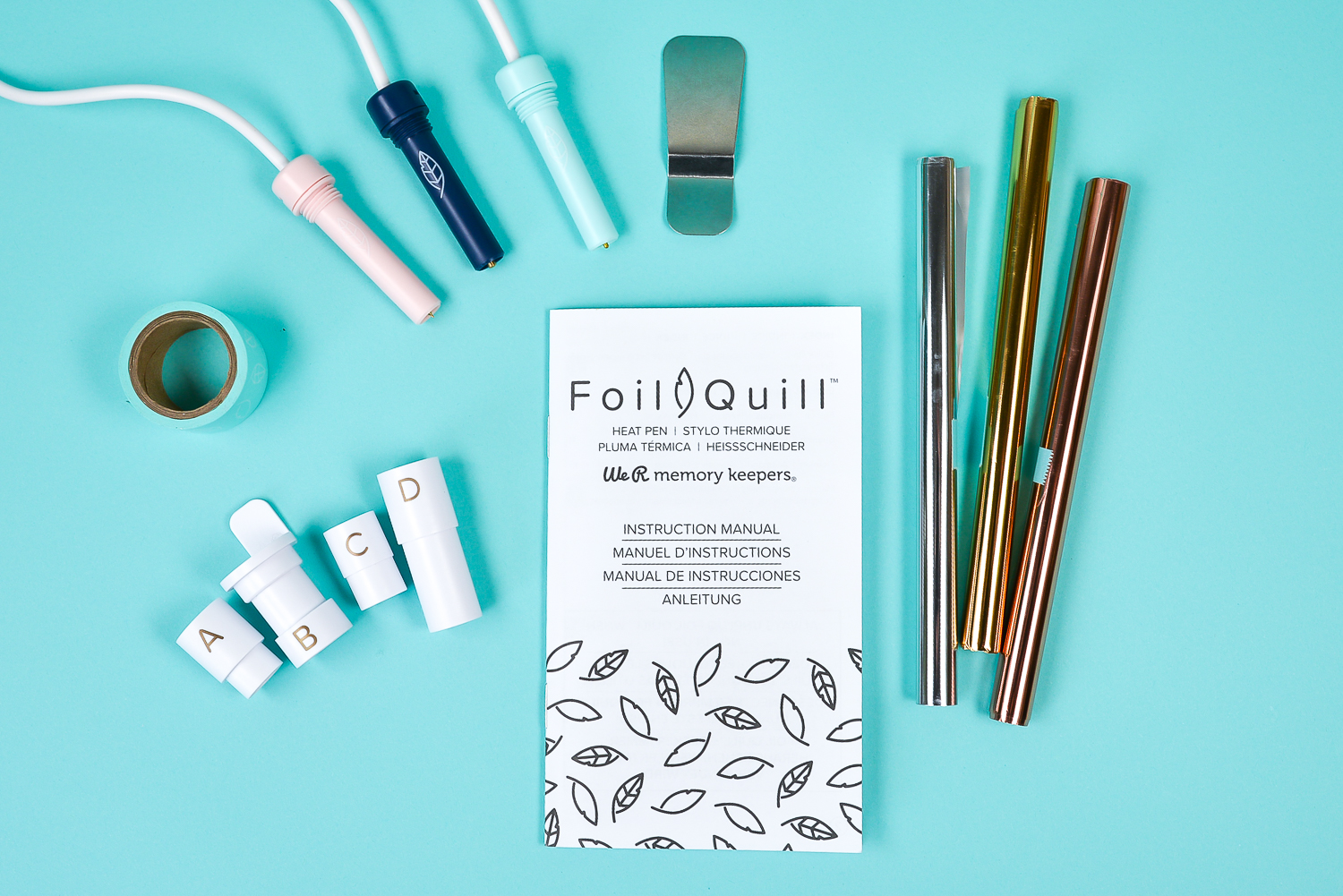 Foil Quill by We R Memory Keepers - What Comes in the Box?