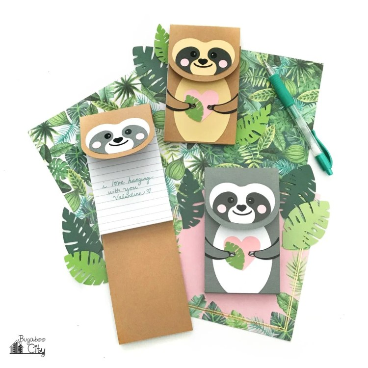 Sloths, sloths and more sloths! Sloths make me smile and that's why I'm sharing these Sloth Crafts and DIY Ideas with you, I want you to smile too!