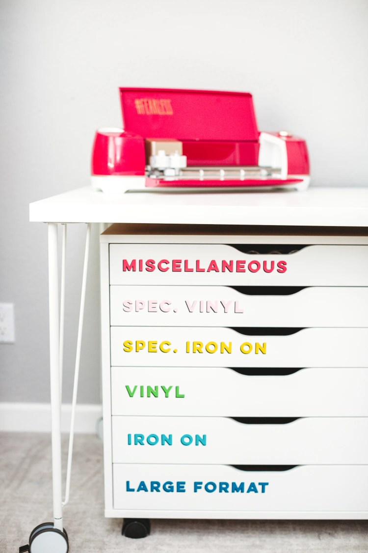 By learning to layer vinyl, you can create dimension in your Cricut Explore, Maker, and other cutting machine projects! It's easy to layer vinyl using transfer tape—here are the best tips and tricks for getting it right the first time.