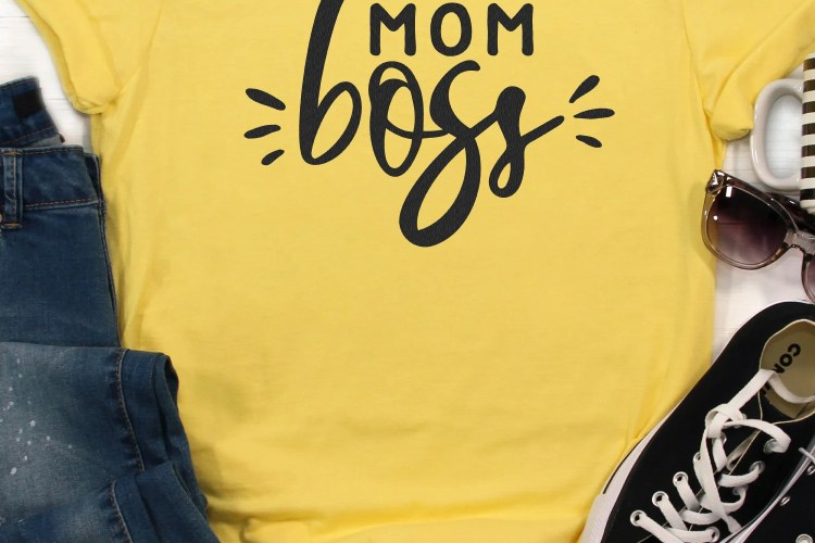 Hey mamas, this Mom Boss SVG File Bundle has four fierce cut files that will motivate you to keep on rockin' it, like you do!