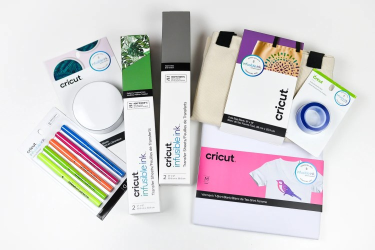 Cricut Infusible Ink is an ink transfer (sublimation) material that allows you to create professional level projects. The ink becomes one with fibers of your material, meaning no peeling, no cracking, and it's washer-proof!