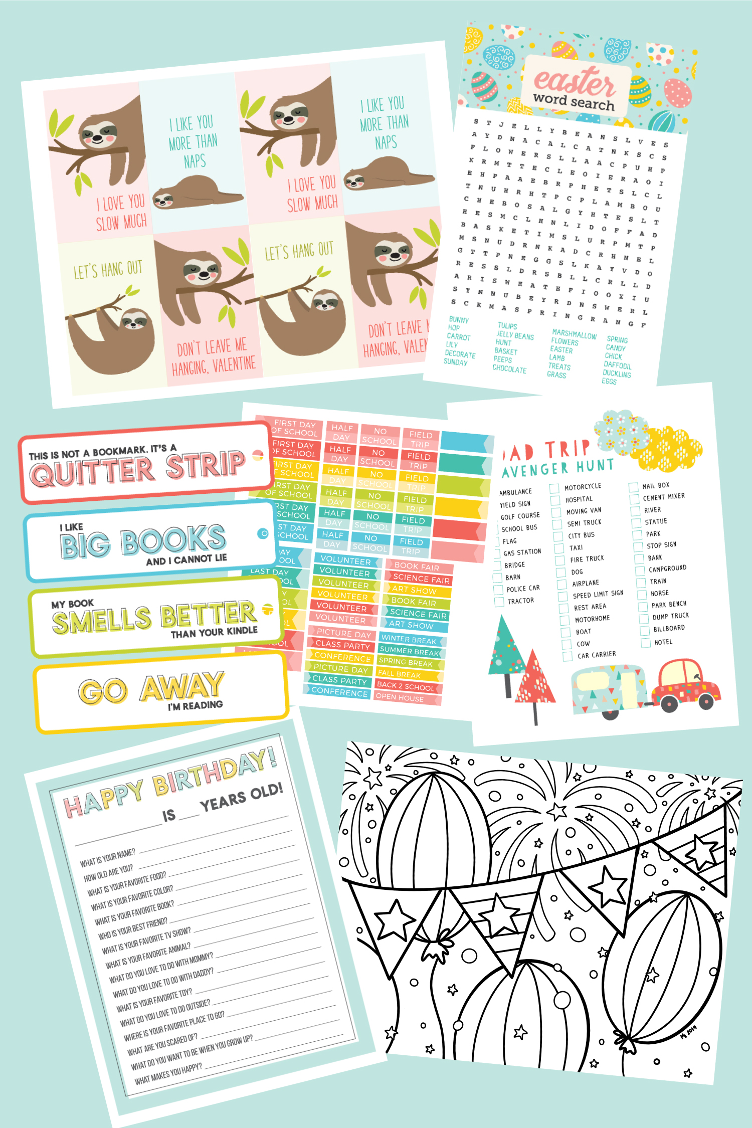 Have you ever wanted to design your own own printables—but find yourself not knowing where to start when it comes to programs, fonts, colors, and more? Check out our ultimate guide to designing printables for help!
