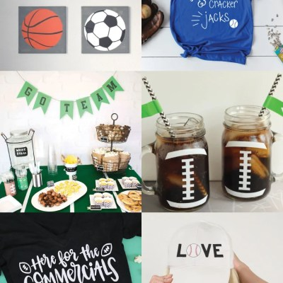 Free Sports SVGs for Cricut and Silhouette