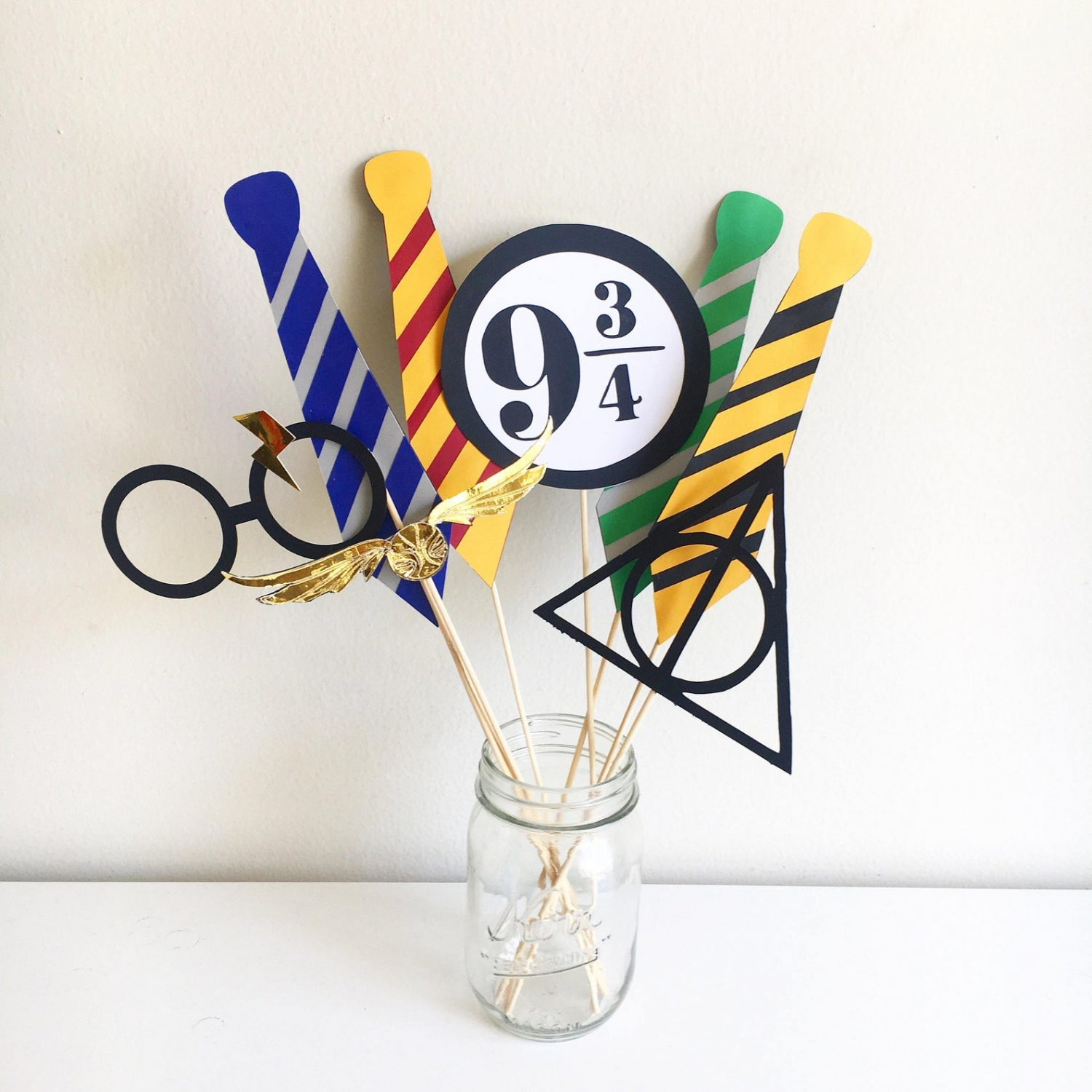 Harry Potter printable photobooth props