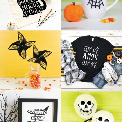 Free Halloween SVGs and Cut Files