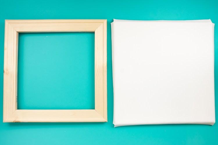Set your frame aside