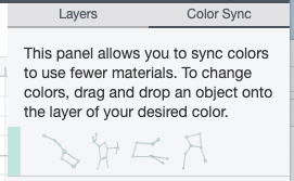 Use ColorSync to make all the images the same color.