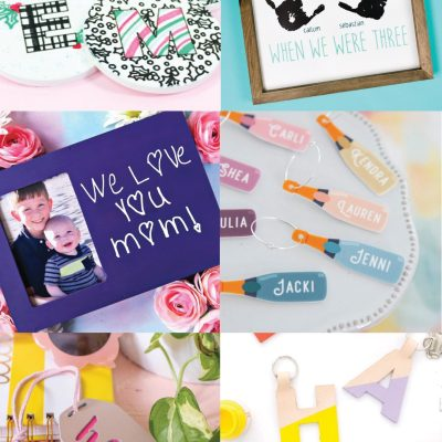 Personalized Gifts for Her with the Cricut