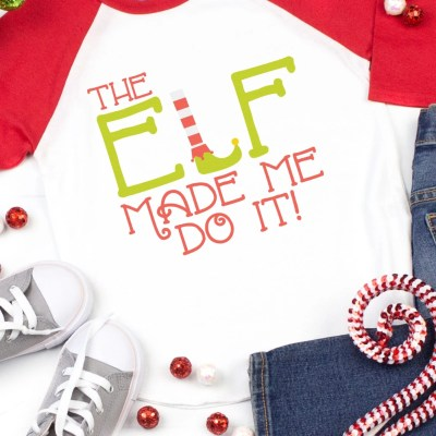 Christmas Elf SVG Bundle