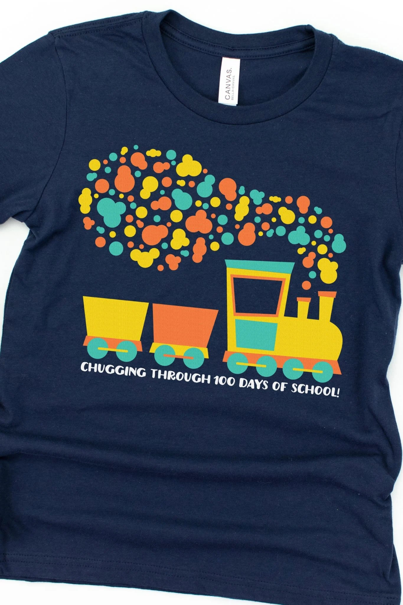 hight resolution of 100 Days of School SVGs for Shirts + More! - Hey