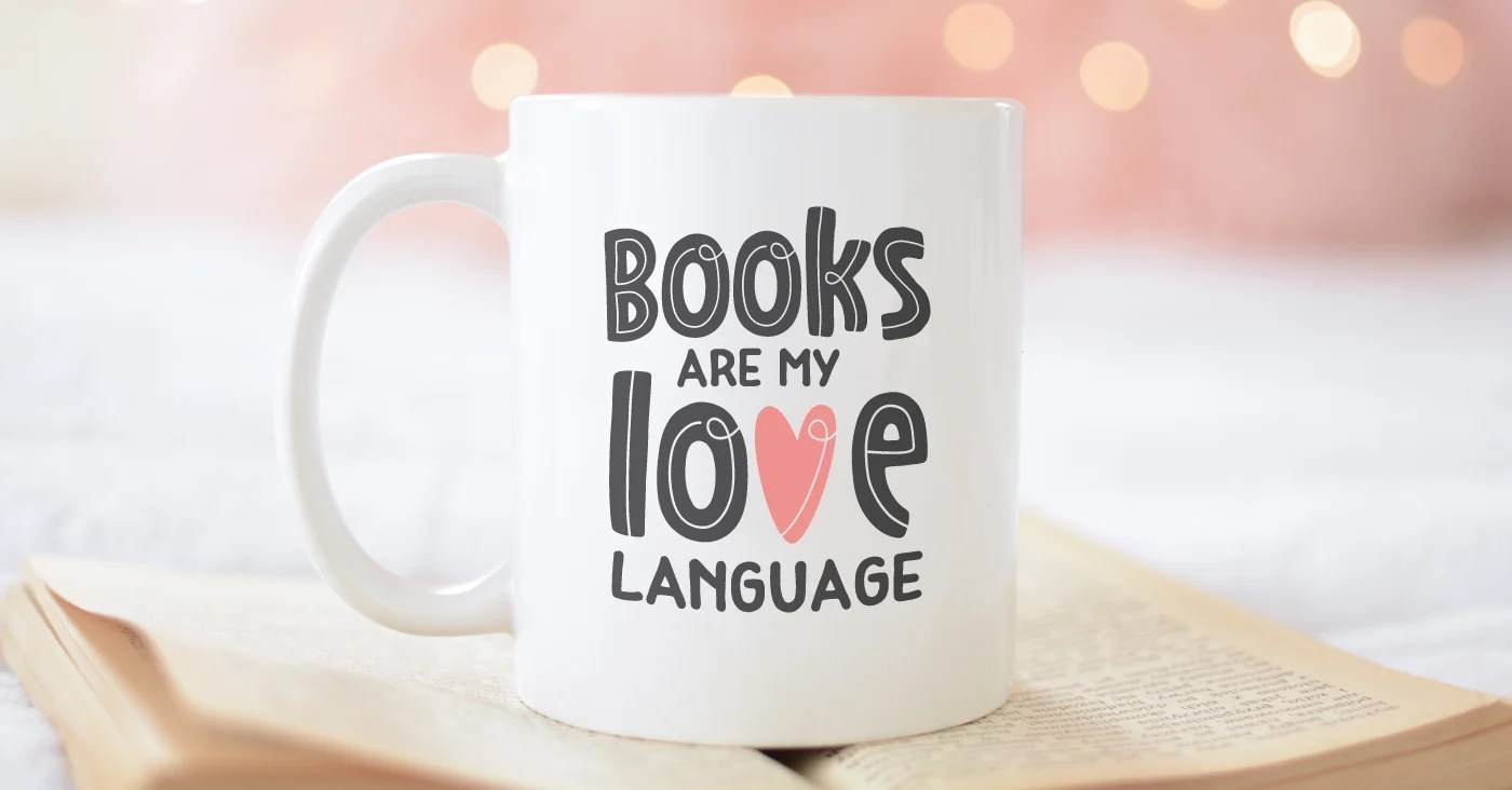 Download Book Lover Book SVG Files - Hey Lets Make Stuff