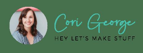 Cori George signature