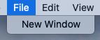 File > New Window
