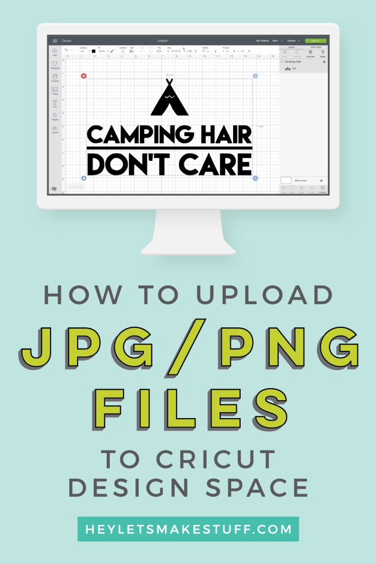 Cricut Design Space allows you to upload your own files! Here's how to upload JPG/PNG images to Cricut Design Space for cutting on your Cricut Explore, Cricut Maker, or Cricut Joy—and get troubleshooting help, too!