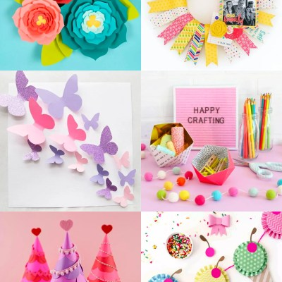 30 Paper Craft Ideas for All Occasions!