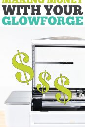 The Ultimate Guide to Making Money with your Glowforge pin image