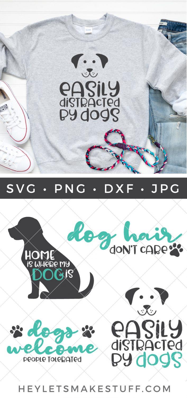 Dog SVG Bundle pin image
