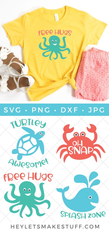 Ocean SVG Bundle pin image