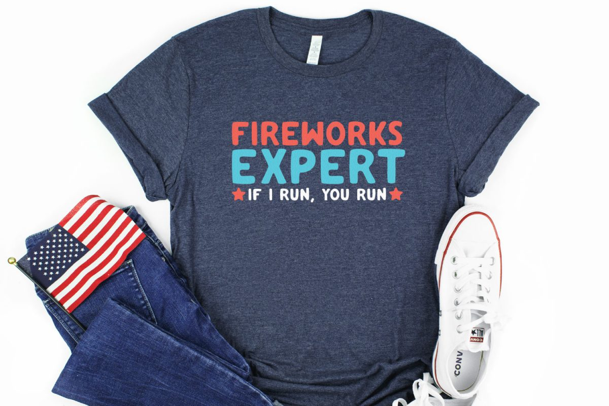 Funny 4th of July SVG image