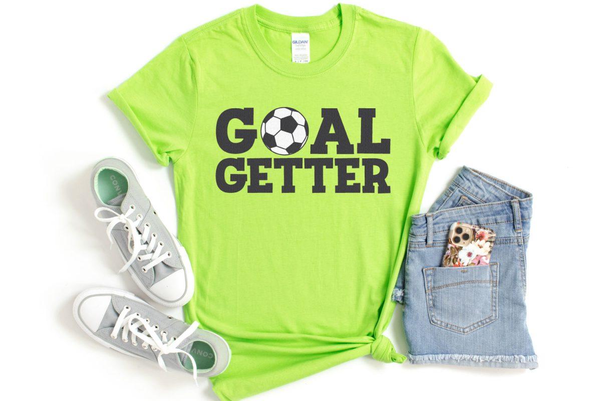 Goal Getter SVG image