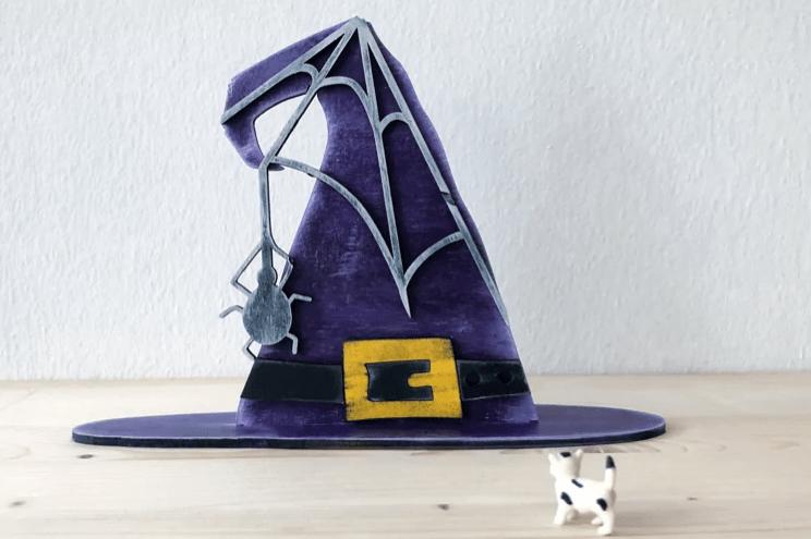 Witch Hat - Design Bundles