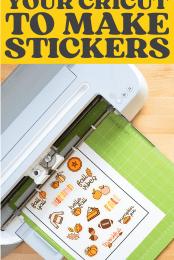 Fall Stickers Pin Image 1