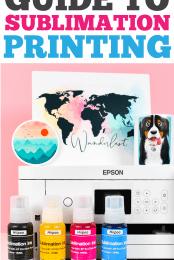 Sublimation Printing Pin #1