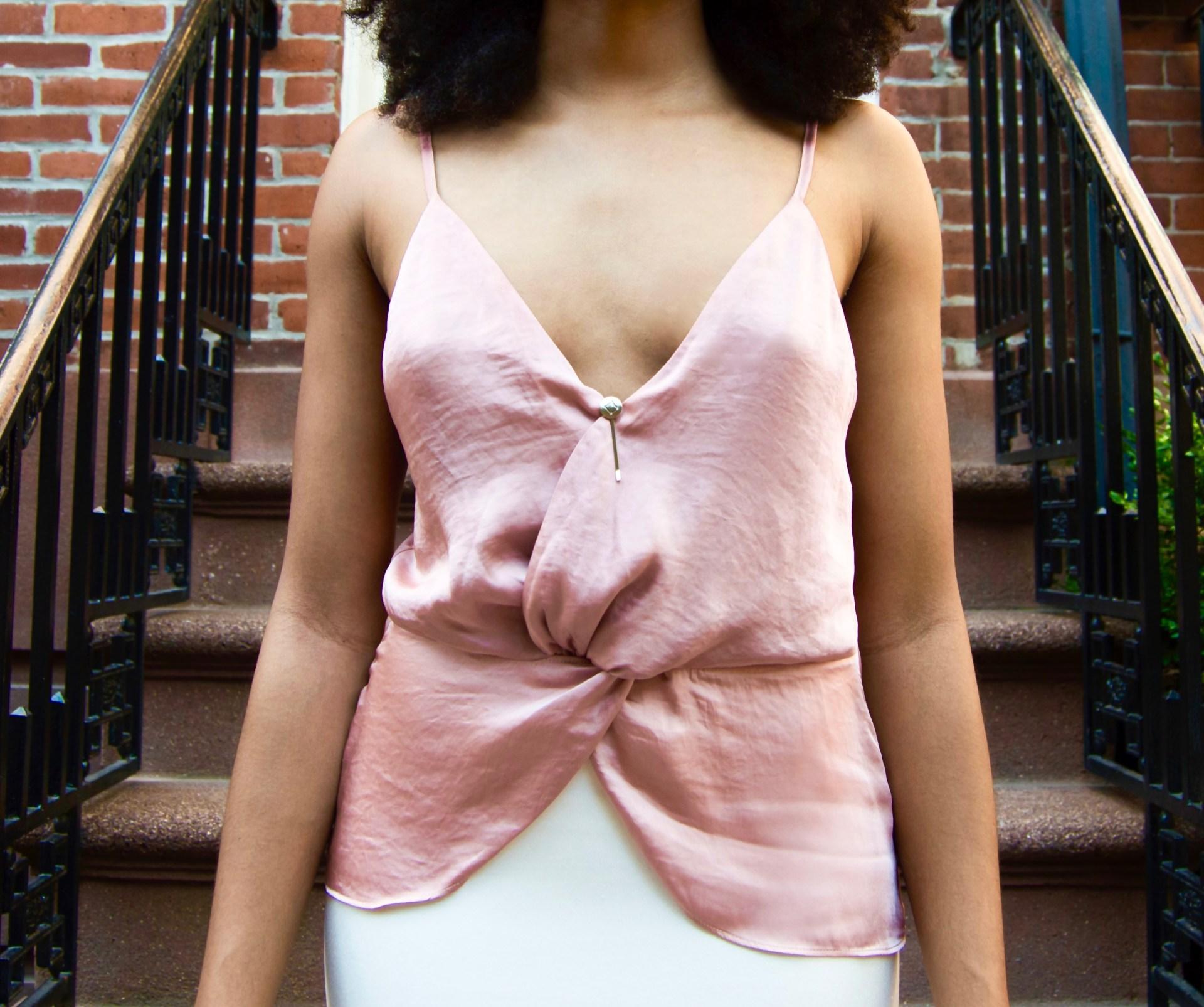 Arielle_Pink Shirt