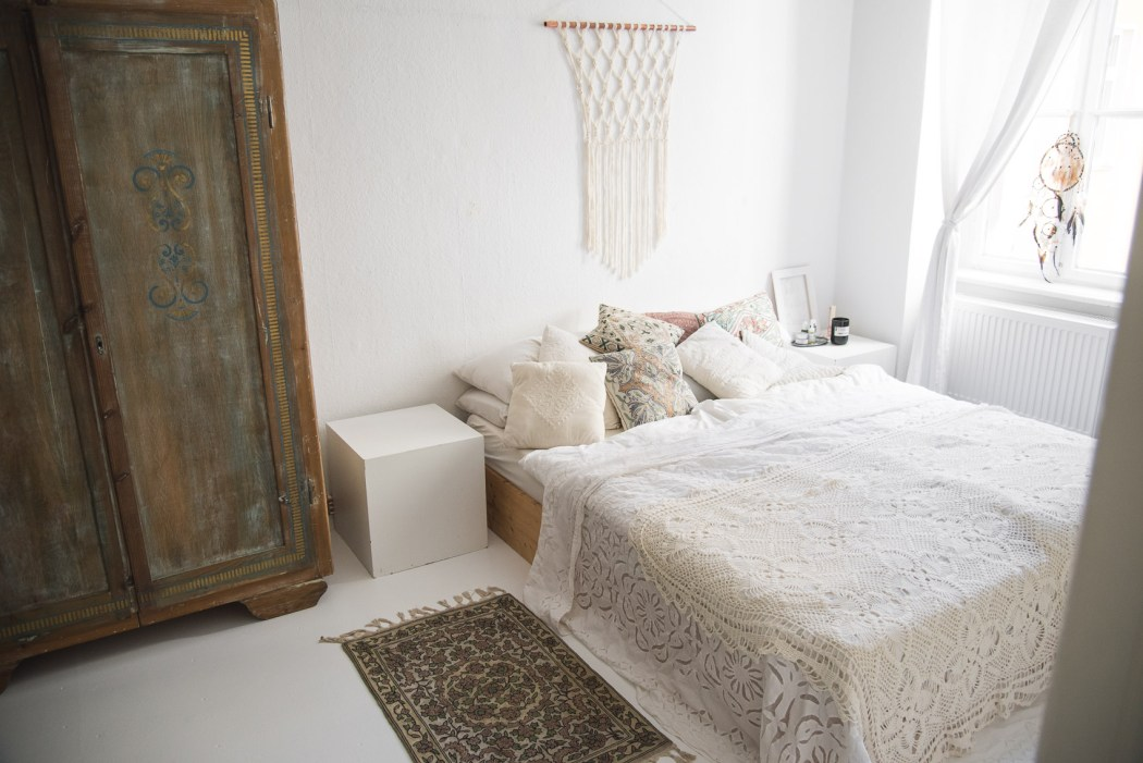 White Boho Bedroom 5 1 2