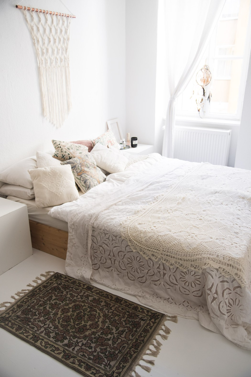 White Boho Bedroom 4 2