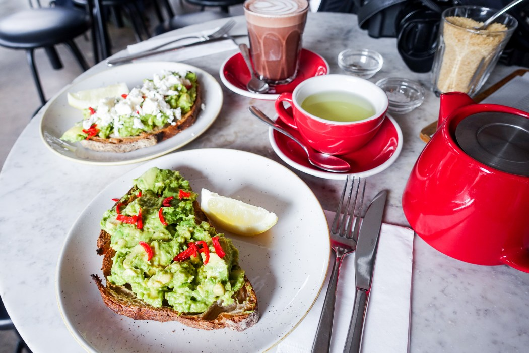 London Travel Guide London's best Cafés