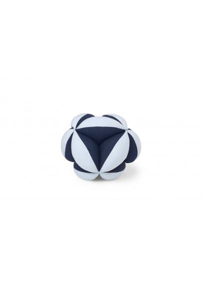 fabric sensory ball navy