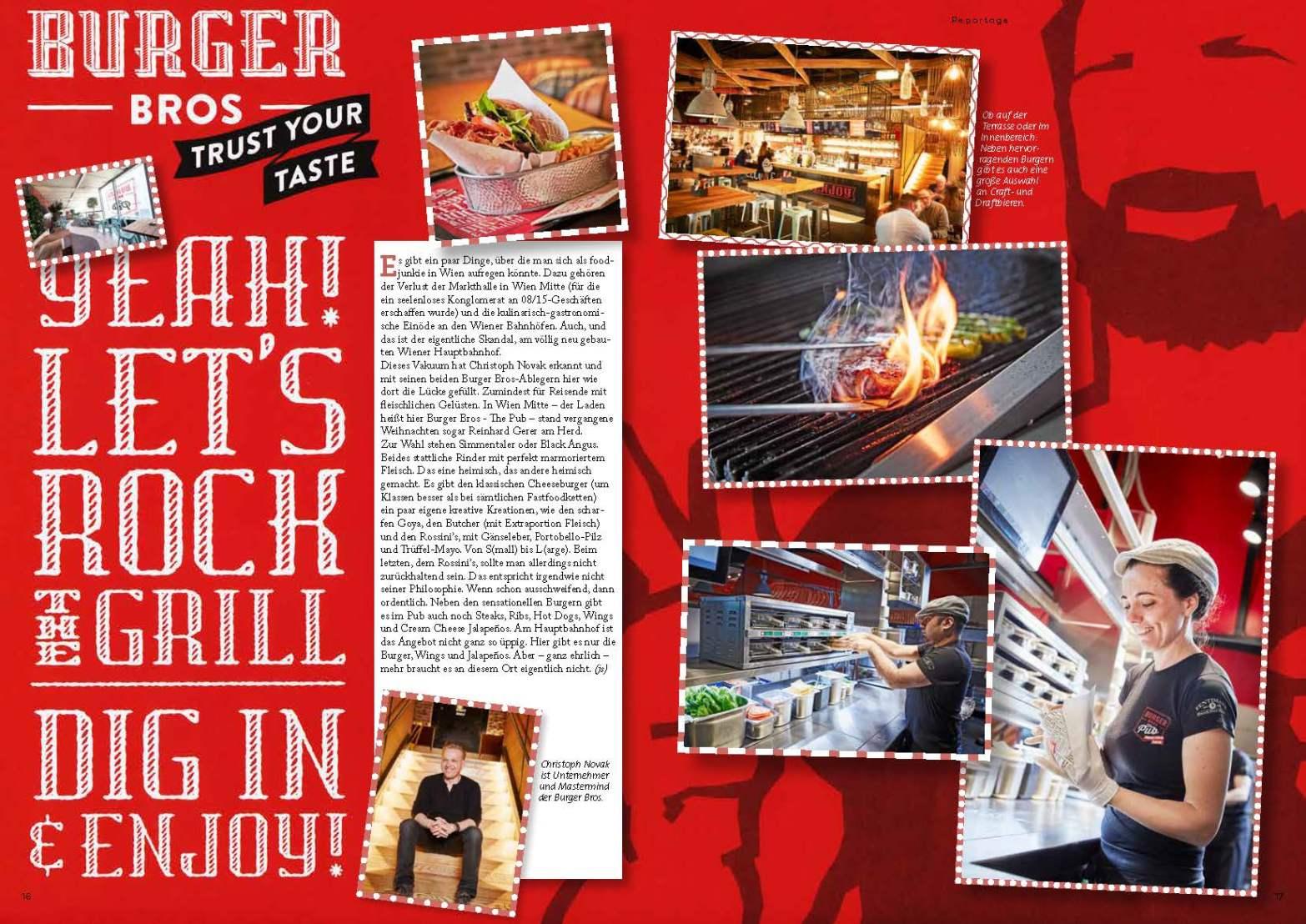 Burgerbraterei Burger Bros.(c)kheymach Magazindesign
