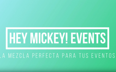 Hey Mickey! en Youtube