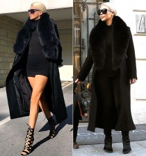 Jelena Karleusa and Kim Kardashian