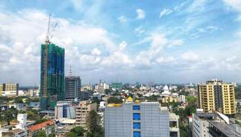 Colombo, Sri Lanka skyline