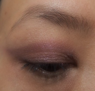 Applying using the Super Sizer mascara by Covergirl! Done!