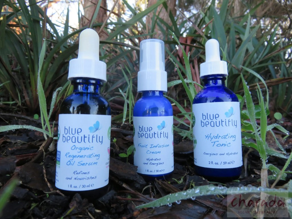 blue beautifly natural skincare
