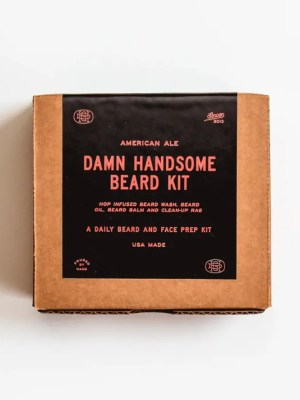 Damn Handsome Grooming highlighted by Hey Social Good's Holiday Gift Guide