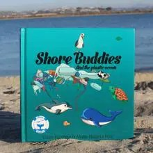 Shore Buddies and the Plastic Ocean Book highlighted in Hey Social Good's San Diego Guide