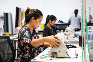 open arms studio fair wage giveback company specializing in home goods, accessories, and clothing basics and livelihood opportunities for refugees
